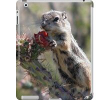 Those Flower Pedals Taste Mighty Good iPad Case/Skin
