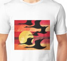 Sunset Migration Unisex T-Shirt