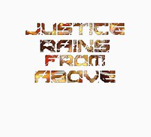 Justice Rains From Above - Pharah Ulti Unisex T-Shirt