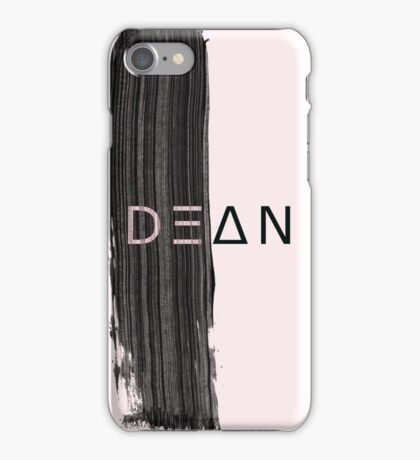 DEAN Phone Case v.1 iPhone Case/Skin