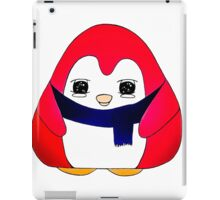 Cherry Gum Drop Penguin iPad Case/Skin