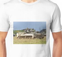 British Army Warrior Infantry Fighting Vehicles Unisex T-Shirt