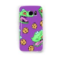 Cookie Dinosaur Samsung Galaxy Case/Skin