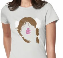 "The Britney // ""Oh Baby Baby"" Womens Fitted T-Shirt"