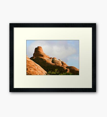 Arches 003 Framed Print