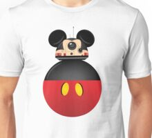 BB8 Friends Series 1 - The Inspirational Mouse Unisex T-Shirt