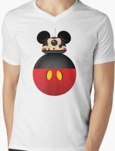 BB8 Friends Series 1 - The Inspirational Mouse Mens V-Neck T-Shirt