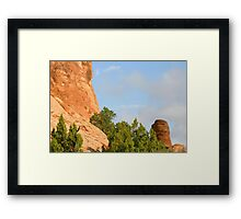 Arches 005 Framed Print