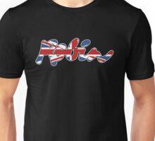Reliant Robin Union Jack Unisex T-Shirt