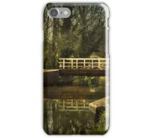 Late Afternoon On The Kennet and Avon iPhone Case/Skin