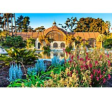 San Diego Botanical Building Photographic Print