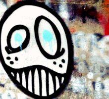 graffiti smile Sticker