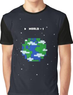World Select Graphic T-Shirt