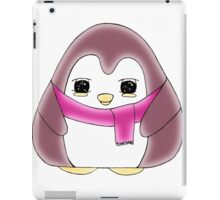 Grape Gum Drop Penguin iPad Case/Skin