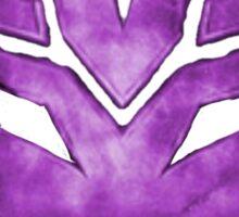 Transformers - Decepticons Sticker