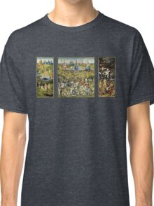 The Garden Of Earthly Delights Classic T-Shirt