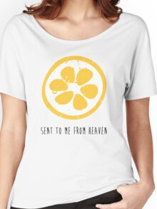 Lemon Heaven Women's Relaxed Fit T-Shirt