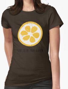 Lemon Heaven Womens Fitted T-Shirt