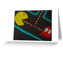 Pellets Greeting Card