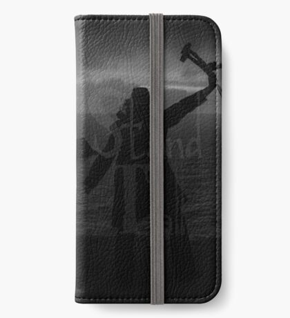 Stand Tall iPhone Wallet/Case/Skin
