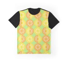 Citrus Fruits Graphic T-Shirt