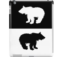 Bear cub iPad Case/Skin