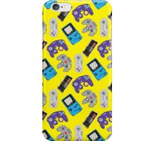 Nintendo Nostalgia iPhone Case/Skin