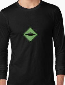 X-Files - UFO Long Sleeve T-Shirt