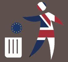 Toss the EU in the bin Baby Tee