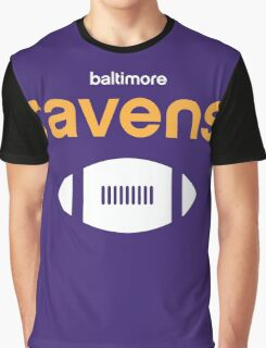 Baltimore Ravens Graphic T-Shirt