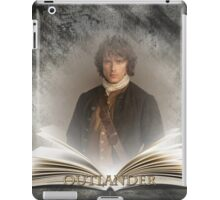 Outlander/Book with Jamie iPad Case/Skin