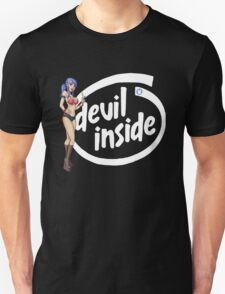 There's a Devil inside Unisex T-Shirt