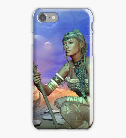 freya iPhone Case/Skin