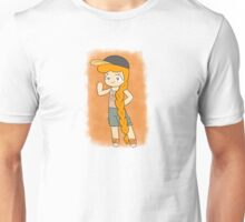 Hip and Cool Annie Unisex T-Shirt