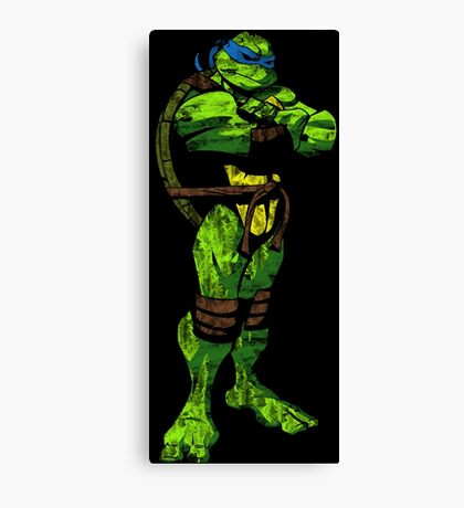 Ninja Turtle  Canvas Print