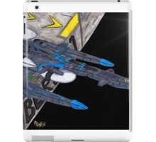 The Light Cruiser Germantown iPad Case/Skin
