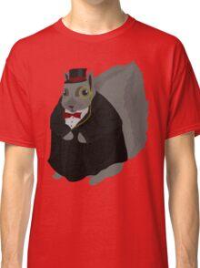 Fancy Squirrel Classic T-Shirt