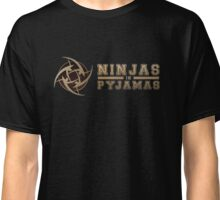 Ninjas In Pyjamas Classic T-Shirt