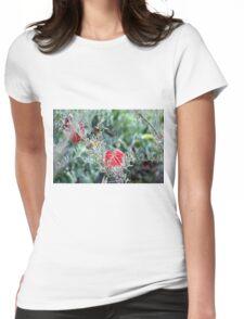 Wild Grape Womens Fitted T-Shirt