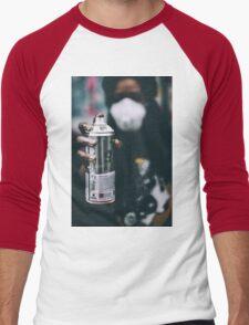 Express Yourself Men's Baseball ¾ T-Shirt