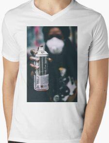 Express Yourself Mens V-Neck T-Shirt