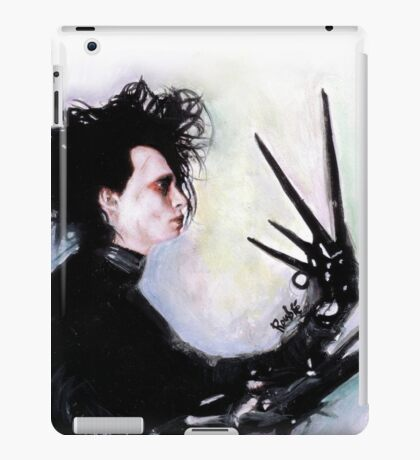 The story of an uncommonly gentle man. iPad Case/Skin