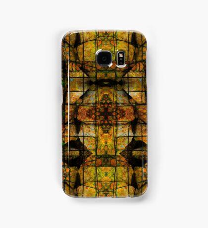 Abstract background pattern Samsung Galaxy Case/Skin