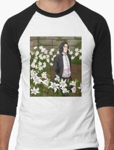 Lily Garden Men's Baseball ¾ T-Shirt