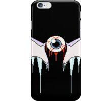 Blue Eyed EyeBat iPhone Case/Skin