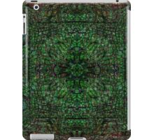 Abstract background pattern iPad Case/Skin