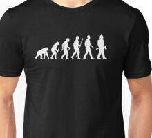 Funny Firefighter Evolution Shirt Unisex T-Shirt