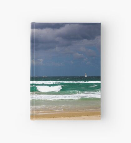 Stormy Days Hardcover Journal