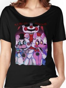 Fnaf - Sister Location  Women's Relaxed Fit T-Shirt