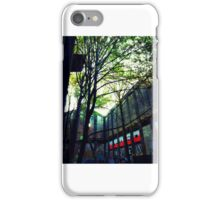 trees in our midst iPhone Case/Skin
